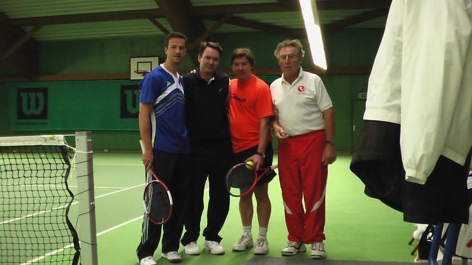 Tennis Lernen Berlin