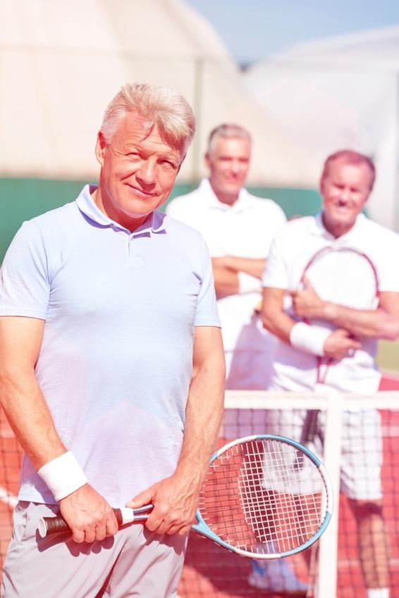 Tennis Doppeltraining Berlin